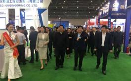 「重庆环保展」冀为长江沿线生态环境做出贡献