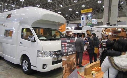 日本东京露营房车展览会TCCS