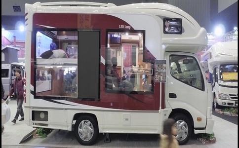 美国堪萨斯房车展览会Mid America RV Show