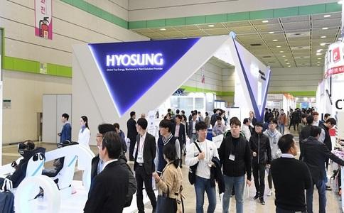 韓國首爾電力展覽會Sief
