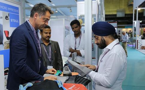 印度孟買紡織服裝及面輔料展覽會 INTEXFAIR