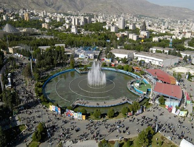 伊朗国际展览中心IRIran