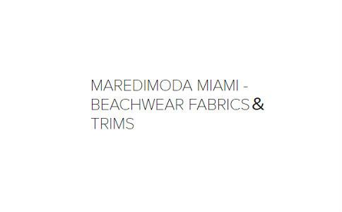 美國邁哈密泳衣內衣展覽會MAREDIMODA MIAMI
