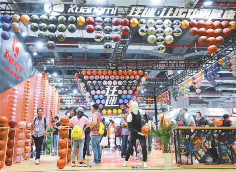 第37届中国体育用品展闭幕,吸引15万人次参观