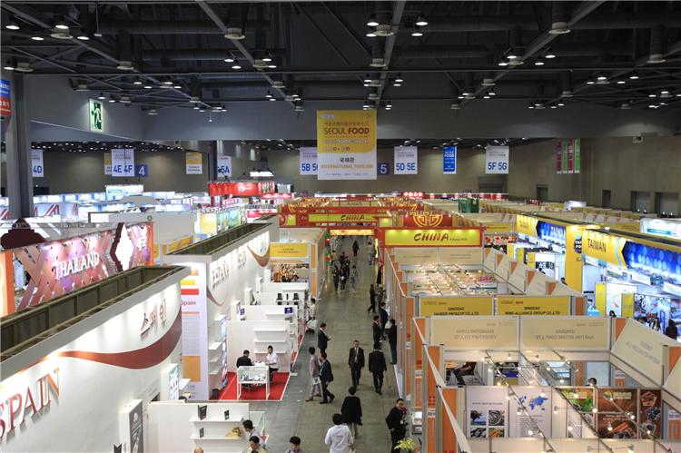 「展会动态」中国味道'引爆'韩国食品展