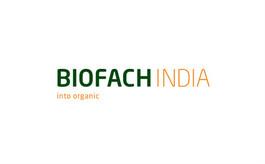 印度新德里天然有机健康食品展览会Biofach India