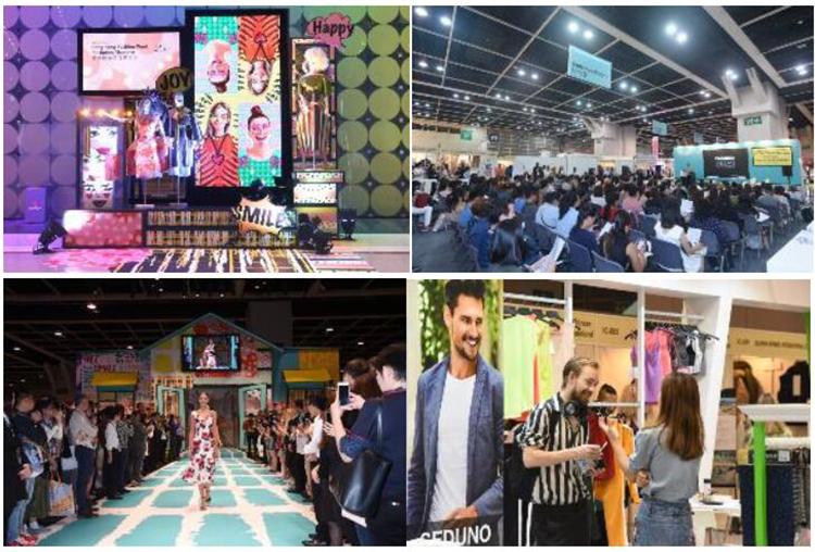 香港时装节春夏系列七月举行|呈献最新系列,汇聚市场信息