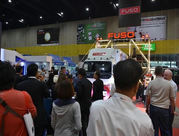 泰国曼谷客车展览会Bus&Truck