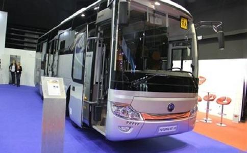 印尼雅加達客車展覽會Busworld Southeast Asia
