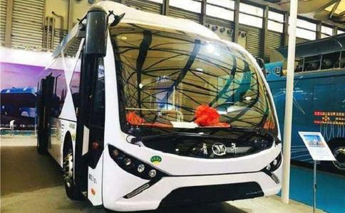 哥伦比亚麦德林客车展览会Busworld