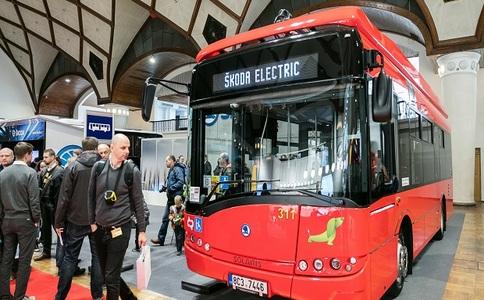 土耳其伊斯坦布尔客车展览会Busworld Turkey