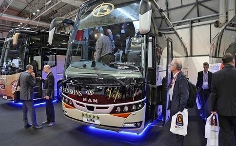 英國伯明翰客車展覽會Coach & Bus UK