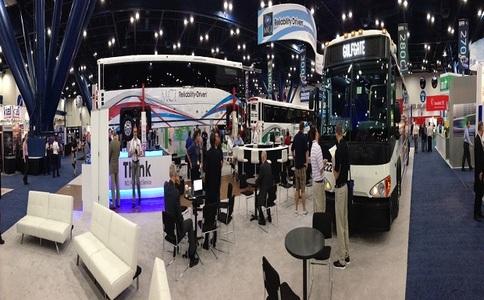 美國亞特蘭大公共交通展覽會Apta Expo
