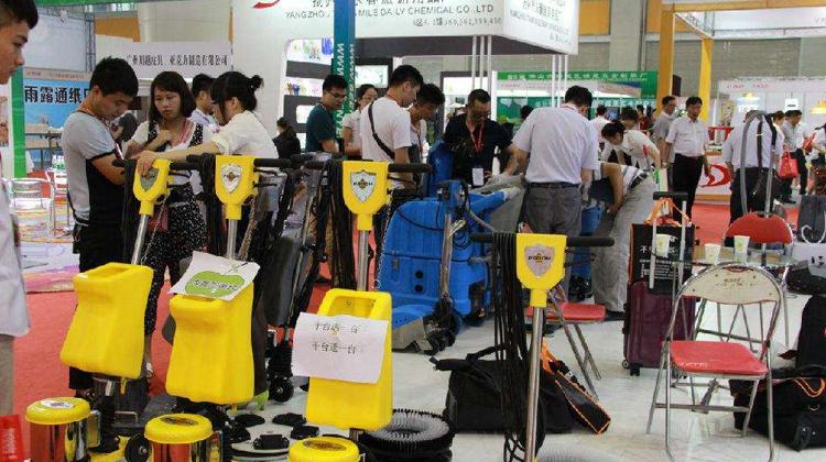 强强联手 | 北京保洁商会助力2019北京清洁用品展
