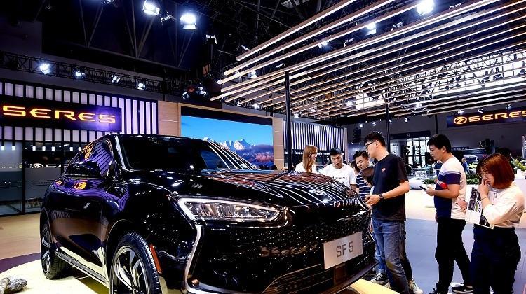 2019重庆车展闭幕,共吸引50万观众到场