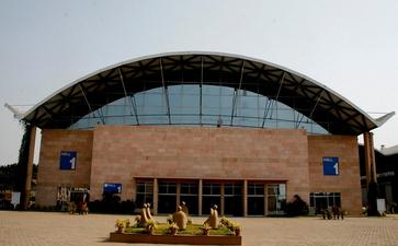 海德拉巴国际会展中心Hyderabad International Trade Exposition Centre