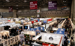 2019东京时尚产业展[秋季場]  FASHION WORLD TOKYO