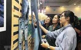 第4届越南专业牛仔面料展在胡志明市拉开序幕
