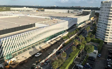 迈阿密海滩会展中心Miami Beach Convention Center