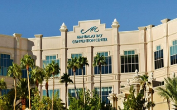 曼德勒海湾会议中心 Mandalay Bay Convention Center