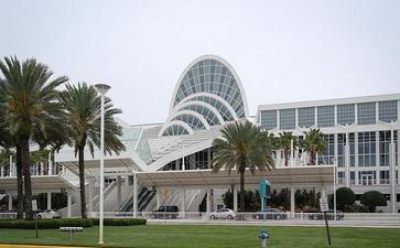 奥兰多国家会展中心Orange County Convention Center