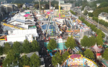 卢森堡会展中心Luxembourg Fair Ground