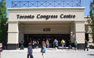 多伦多会议中心Toronto Congress Centre