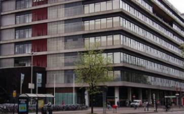 乌得勒支会展中心Jaarbeurs Utrecht