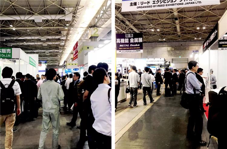 日本高功能素材展大阪站完美收官,東京站蓄勢待發!