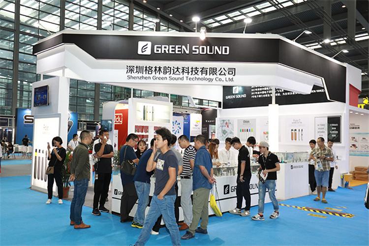 RHBVE深圳電子煙展 | 轉型升級走入大流通渠道