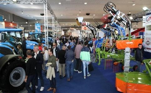 意大利巴里农业机械展览会Agrilevante