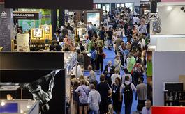 世界咖啡展柏林站吸引超過300家企業參展
