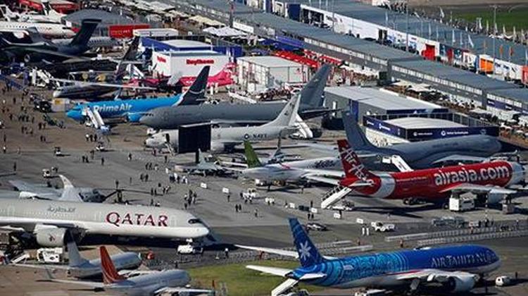 巴黎航展折射全球航空航天业新趋势