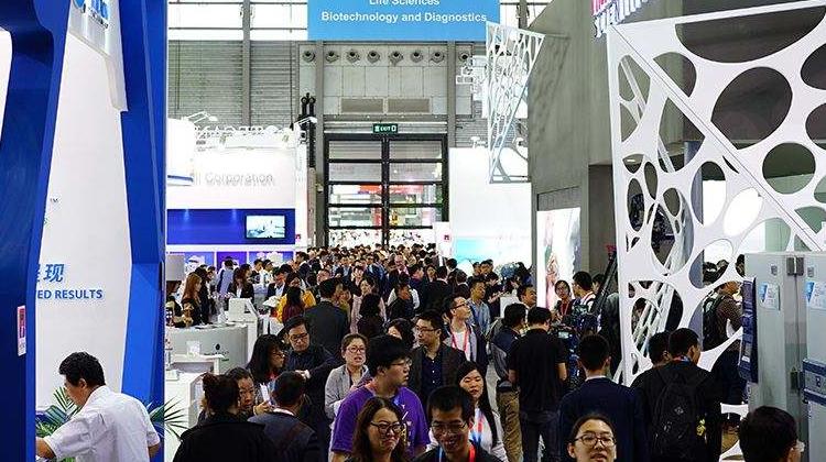 685家展商已预定2020年上海分析生化展展位