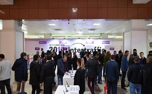 土耳其伊斯坦布尔道路交通展览会intertraffic
