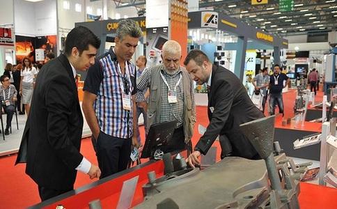 土耳其伊斯坦布尔冶金铸造展览会Turkcast
