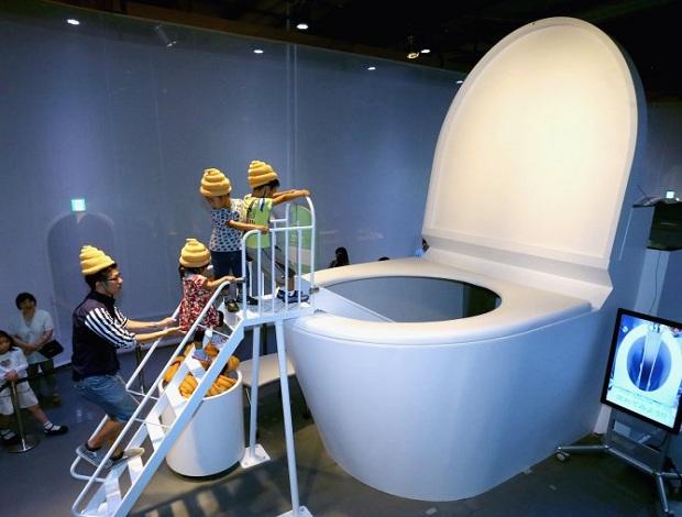 日本东京厕所工业展览会Toilet
