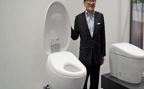日本东京厕所皇冠国际注册送48展览会Toilet