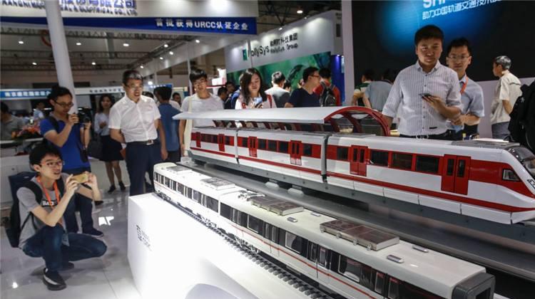 上海轨道交通展圆满闭幕 百余家展商共襄盛举!
