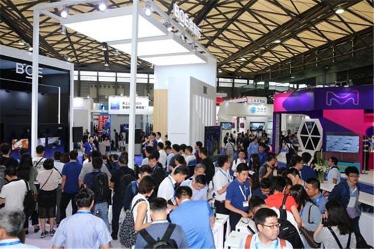 2019上海显示技术展震撼上演!