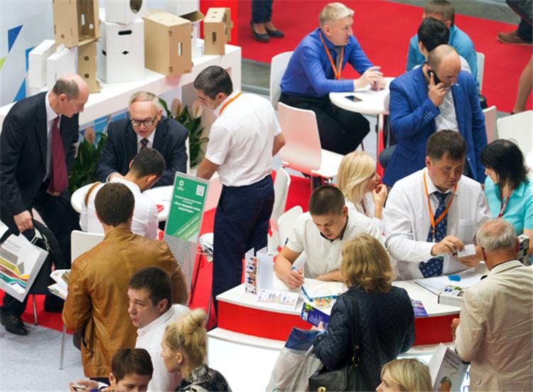 「俄罗斯包装展览会」90家中国企业参展,面积超1000平米