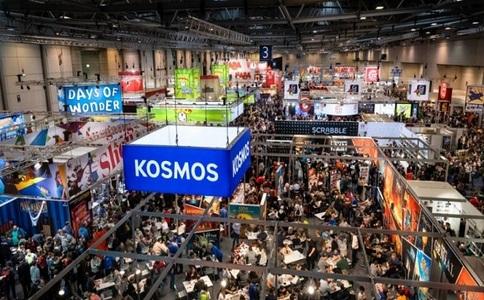 德国埃森桌游展览会Spiel Messe