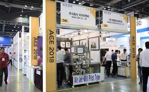 韩国首尔陶瓷展览会ACE