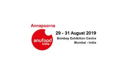 印度孟买食品展览会Anufood India