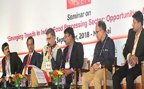 印度孟買食品展覽會Anufood India