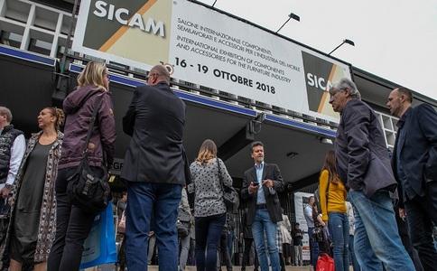 意大利波代诺内家具展览会Sicam