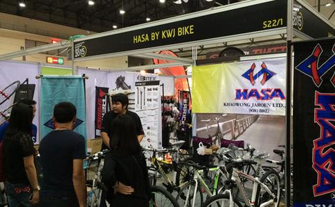 泰国曼谷自行车展览会秋季Bankok Bike