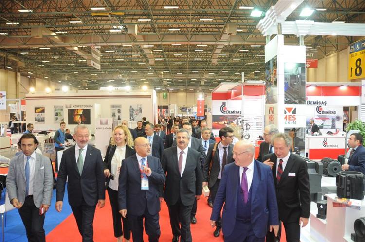 「土耳其钢铁铸造展览会」公认的金属行业重要贸易平台