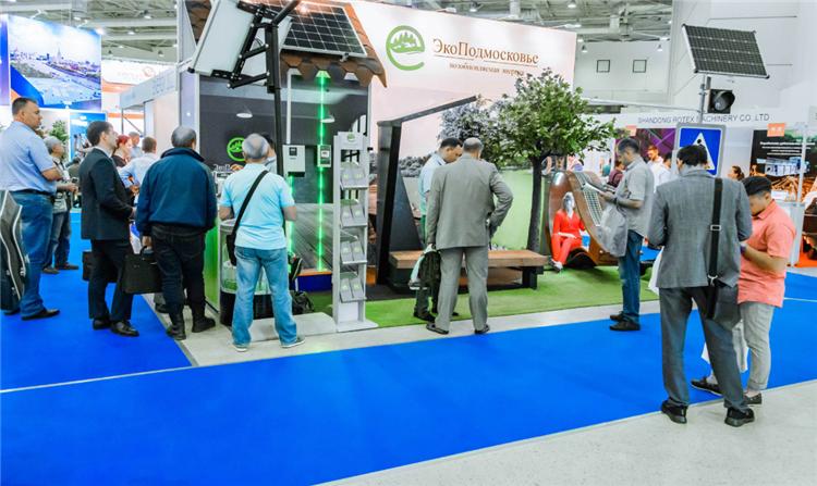 参展商与观众对2019俄罗斯可再生能源展览会的反馈