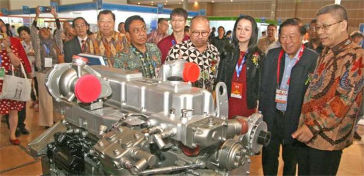 中国东盟博览会印尼展在雅加达举办